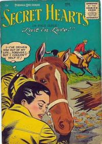 Cover Thumbnail for Secret Hearts (DC, 1949 series) #32