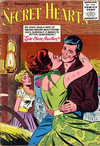 Cover Thumbnail for Secret Hearts (DC, 1949 series) #33