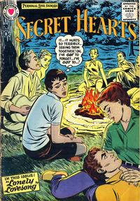 Cover Thumbnail for Secret Hearts (DC, 1949 series) #41