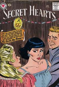 Cover Thumbnail for Secret Hearts (DC, 1949 series) #46
