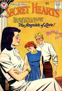 Cover Thumbnail for Secret Hearts (DC, 1949 series) #47