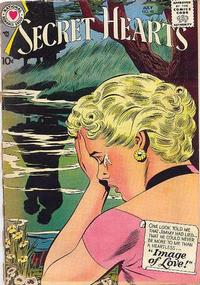 Cover Thumbnail for Secret Hearts (DC, 1949 series) #48
