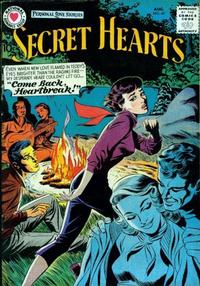 Cover Thumbnail for Secret Hearts (DC, 1949 series) #49