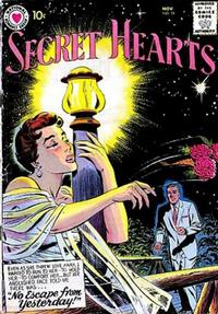 Cover Thumbnail for Secret Hearts (DC, 1949 series) #51