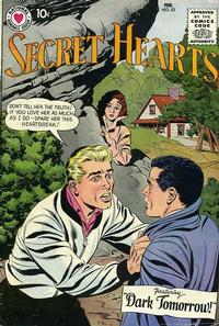 Cover Thumbnail for Secret Hearts (DC, 1949 series) #53