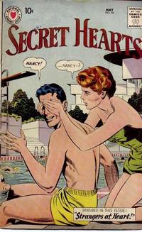 Cover Thumbnail for Secret Hearts (DC, 1949 series) #55