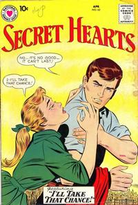 Cover Thumbnail for Secret Hearts (DC, 1949 series) #62