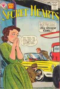 Cover Thumbnail for Secret Hearts (DC, 1949 series) #70