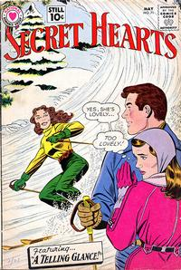 Cover Thumbnail for Secret Hearts (DC, 1949 series) #71
