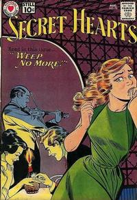 Cover Thumbnail for Secret Hearts (DC, 1949 series) #73