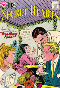 Cover Thumbnail for Secret Hearts (DC, 1949 series) #75