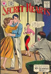 Cover Thumbnail for Secret Hearts (DC, 1949 series) #77