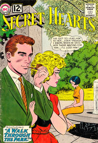 Cover Thumbnail for Secret Hearts (DC, 1949 series) #84