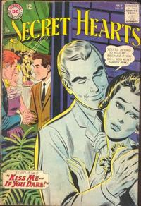 Cover Thumbnail for Secret Hearts (DC, 1949 series) #89