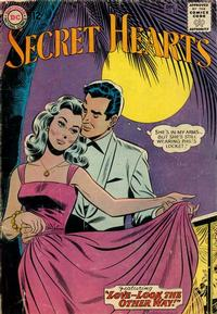 Cover Thumbnail for Secret Hearts (DC, 1949 series) #92