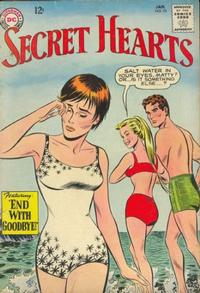 Cover Thumbnail for Secret Hearts (DC, 1949 series) #93