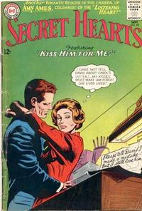 Cover Thumbnail for Secret Hearts (DC, 1949 series) #98