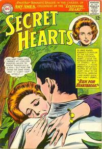 Cover Thumbnail for Secret Hearts (DC, 1949 series) #100