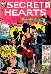 Cover Thumbnail for Secret Hearts (DC, 1949 series) #101
