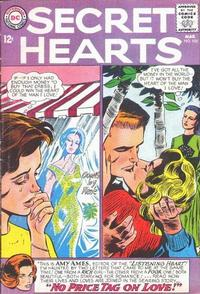Cover Thumbnail for Secret Hearts (DC, 1949 series) #102