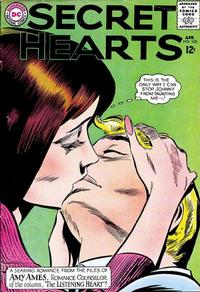 Cover Thumbnail for Secret Hearts (DC, 1949 series) #103