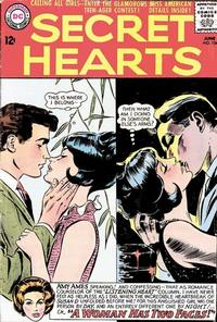 Cover Thumbnail for Secret Hearts (DC, 1949 series) #104