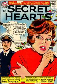 Cover Thumbnail for Secret Hearts (DC, 1949 series) #106