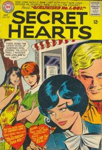 Cover Thumbnail for Secret Hearts (DC, 1949 series) #107