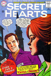 Cover Thumbnail for Secret Hearts (DC, 1949 series) #108