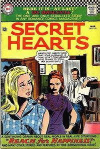 Cover Thumbnail for Secret Hearts (DC, 1949 series) #110