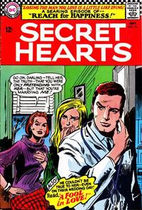Cover Thumbnail for Secret Hearts (DC, 1949 series) #114