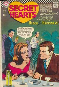 Cover Thumbnail for Secret Hearts (DC, 1949 series) #117