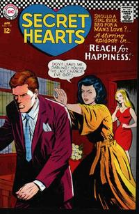 Cover Thumbnail for Secret Hearts (DC, 1949 series) #119