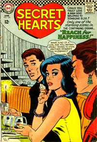 Cover Thumbnail for Secret Hearts (DC, 1949 series) #120