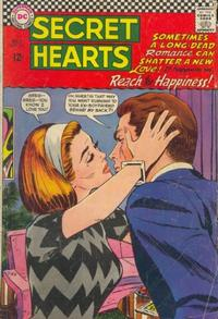 Cover Thumbnail for Secret Hearts (DC, 1949 series) #121
