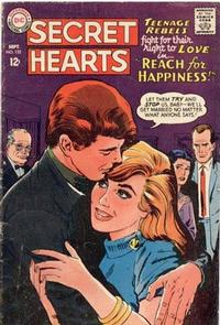 Cover Thumbnail for Secret Hearts (DC, 1949 series) #122