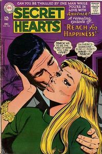 Cover Thumbnail for Secret Hearts (DC, 1949 series) #124