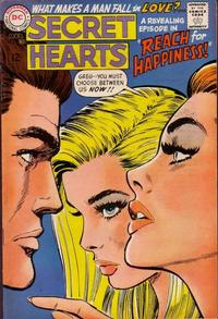 Cover Thumbnail for Secret Hearts (DC, 1949 series) #126