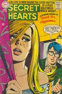 Cover Thumbnail for Secret Hearts (DC, 1949 series) #128