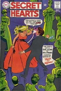 Cover Thumbnail for Secret Hearts (DC, 1949 series) #129