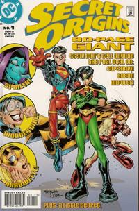 Cover Thumbnail for Secret Origins 80-Page Giant (DC, 1998 series) #1