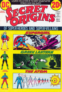 Cover Thumbnail for Secret Origins (DC, 1973 series) #2