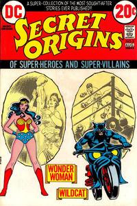 Cover Thumbnail for Secret Origins (DC, 1973 series) #3
