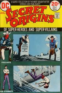 Cover Thumbnail for Secret Origins (DC, 1973 series) #4