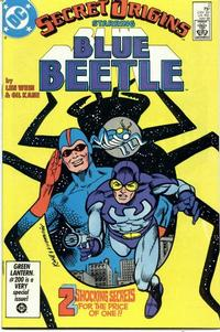 Cover Thumbnail for Secret Origins (DC, 1986 series) #2 [Direct Sales]