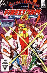 Cover Thumbnail for Secret Origins (DC, 1986 series) #4 [Direct]