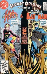 Cover for Secret Origins (DC, 1986 series) #6 [Direct]