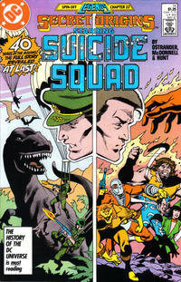 Cover Thumbnail for Secret Origins (DC, 1986 series) #14 [Direct Sales]
