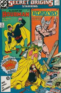 Cover Thumbnail for Secret Origins (DC, 1986 series) #16 [Direct Sales]