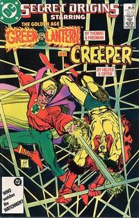 Cover Thumbnail for Secret Origins (DC, 1986 series) #18